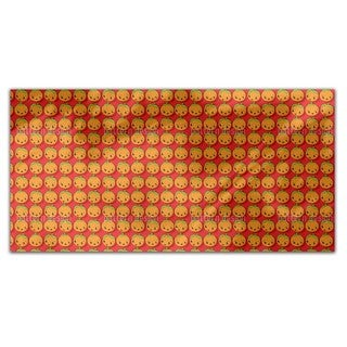 Kawaii Pumpkin Rectangle Tablecloth