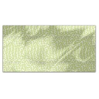 Kiwi Star Rectangle Tablecloth