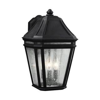 Feiss Londontowne 3 Light Black Sconce