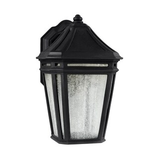 Feiss Londontowne LED Light Black Sconce