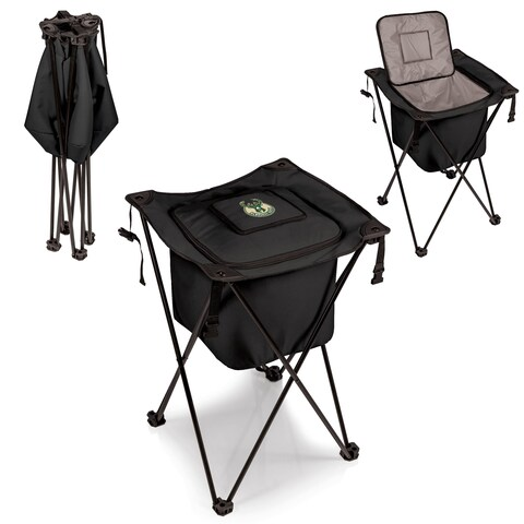 Picnic TIme Milwaukee Bucks Black Sidekick Portable Standing Cooler