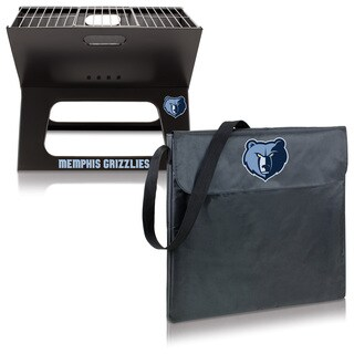 Picnic Time Memphis Grizzlies X-grill Portable BBQ