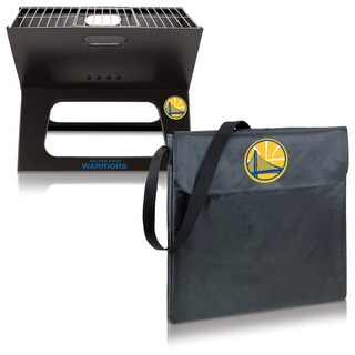 Picnic Time Golden State Warriors X-Grill Portable BBQ
