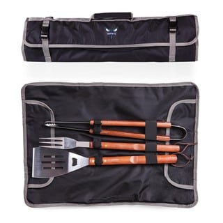 Picnic Time Charolotte Hornets 3-piece BBQ Tote and Tools Set