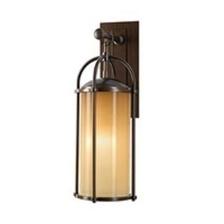 Feiss Dakota 1 Light Heritage Bronze Wall Lantern