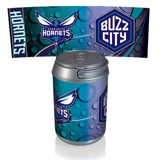 Picnic Time Charlotte Hornets Plastic Mini Can Cooler