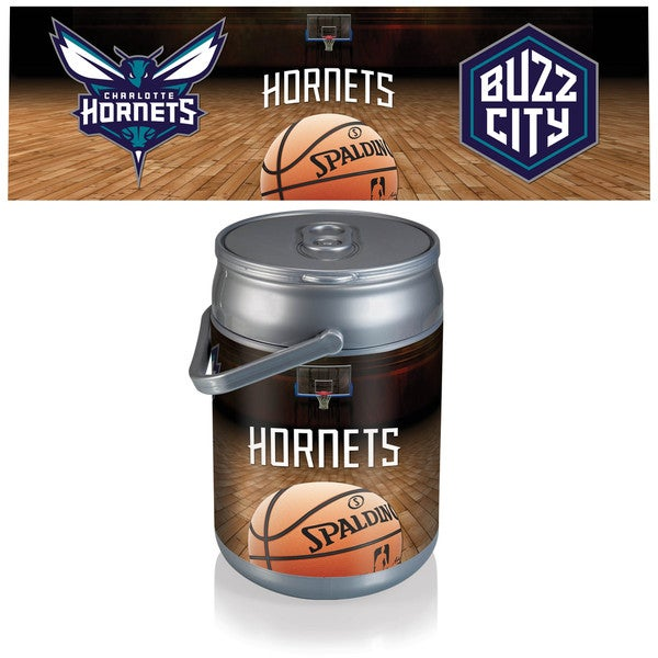 Picnic Time Charlotte Hornets Plastic Can Cooler