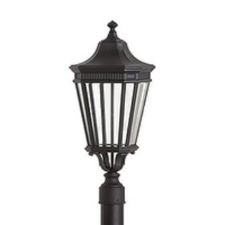 Feiss 1 - Light LED Cotswold Lane, Black