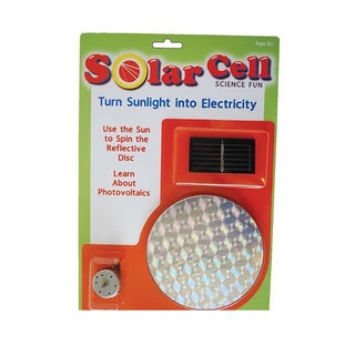 Tedco Toys Kids' Solar Science Kit