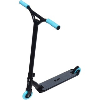 Royal Guard II Black Aluminum Freestyle Stunt Scooter