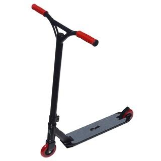 Royal Guard II Black Aluminum Freestyle Stunt Scooter