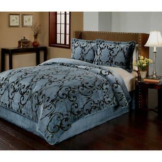 Gold Comforter Sets For Less Overstock Com