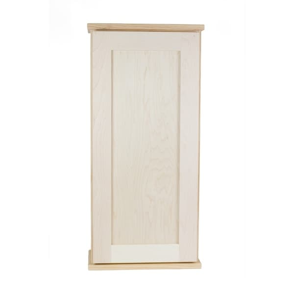 Unfinished Pine Kitchen Cabinets: Shop Shawnee Series 48-inch Unfinished Solid Pine 7-inch