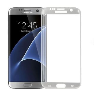 Insten Clear Tempered Glass Screen Protector for Samsung Galaxy S7 Edge