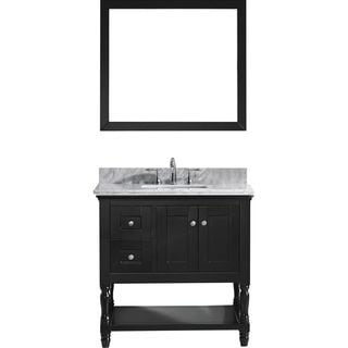 Virtu USA Julianna  36-inch Single Bathroom Vanity Set with Faucet