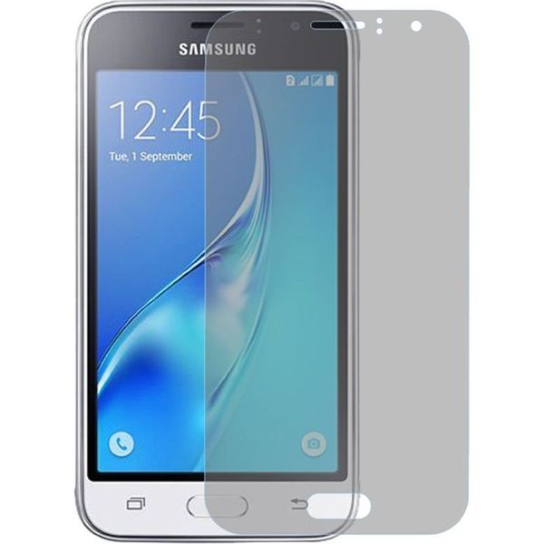 Insten Clear Tempered Glass Screen Protector for Samsung Galaxy J1 (2016)