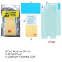 Insten Clear Tempered Glass Screen Protector for Apple iPhone 6/ 6s (Set of 2)