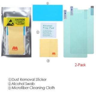 Insten Clear Tempered Glass Screen Protector for LG G Stylo Stylus LS770/ G Vista 2 (Set of 2)