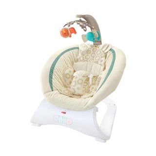 Fisher Price Soothing Savanna Deluxe Bouncer