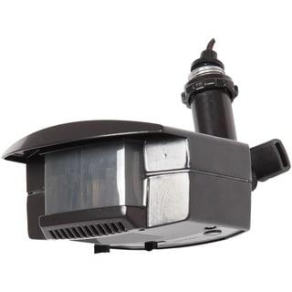 Lithonia Lighting OMS 2000 120 DDB M6 200-degree Detection Zone Outdoor Black Bronze Motion Sensor Retrofit Kit