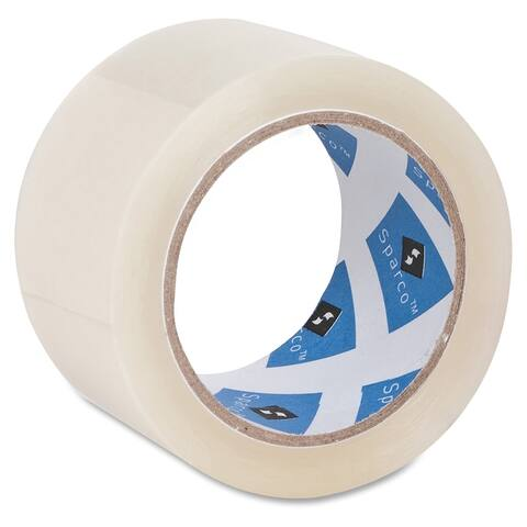 Sparco Premium Heavy-duty Packaging Tape Roll (Comes in pack of 32)