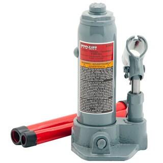 Pro-Lift B-002D 2-ton Hydraulic Bottle Jack