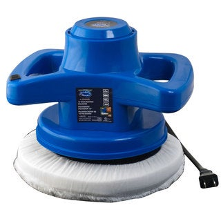 Pro-Lift I-4510 Blue 10-inch Heavy-duty Orbital Buffer, Waxer and Polisher