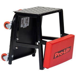 Pro-Lift C-2800 300-pound Capacity Creeper Seat and Stool Combo|https://ak1.ostkcdn.com/images/products/11885102/P18781709.jpg?impolicy=medium