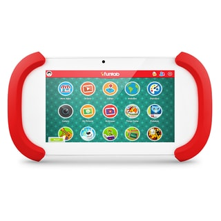 "FunTab3 Ematic 7"" HD Kid Safe Tablet with Android 5.1 & Kid Mode"