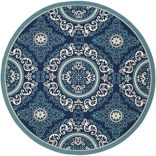 Meticulously Woven Urope Rug (7'10 Round)