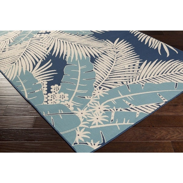 Havenside Home Weekapaug Area Rug - 7'10 Square