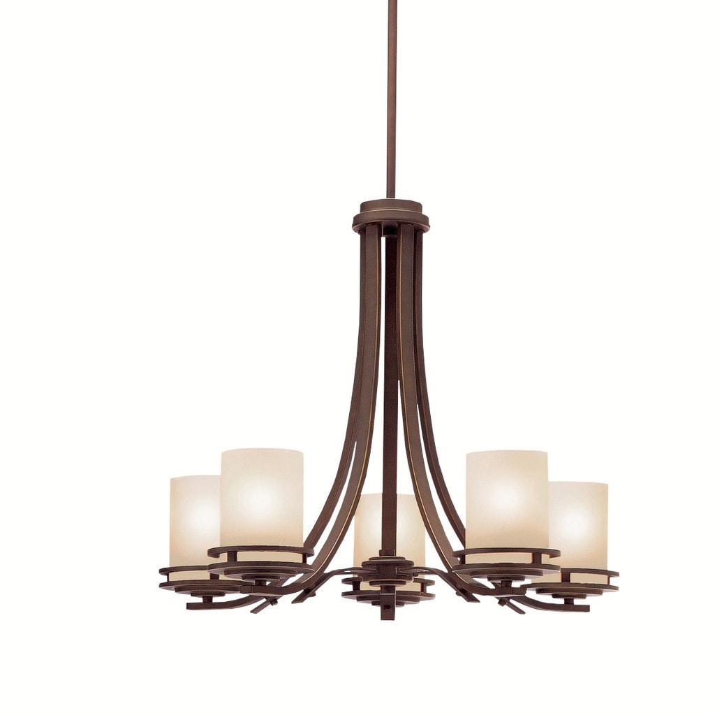 Hendrik Collection 5 Light Olde Bronze