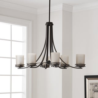 Kichler Lighting Hendrik Collection 6-light Olde Bronze Chandelier