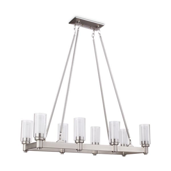 Kichler Lighting Circolo Collection 8 Light Brushed