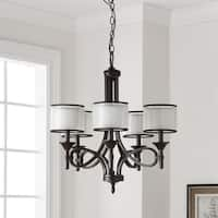 Kichler Lighting Lacey Collection 5-light Mission Bronze Chandelier