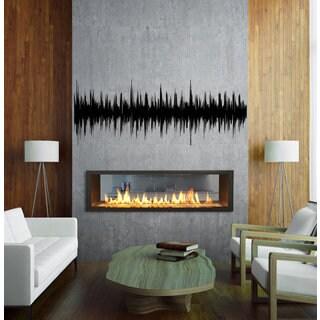 Volume music Wall Art Sticker Decal