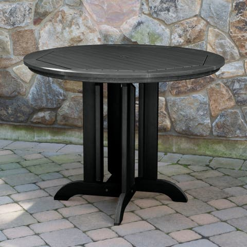 48-inch Round Counter-Height Dining Table