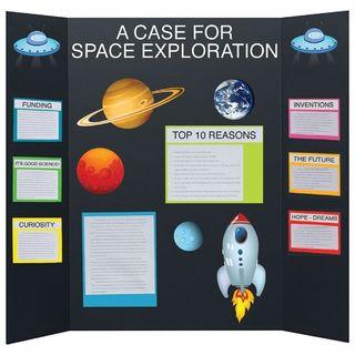 Black Foam 18 x 24-inch Project Board (Case of 24)