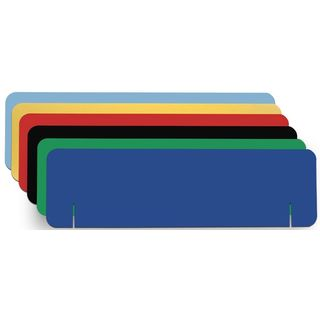 Foam Project Board Headers, Assorted Colors (Set 24)