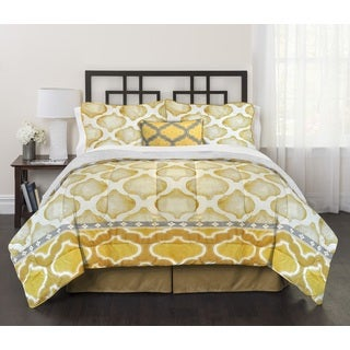 Metro 4-piece Comforter Set