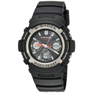 """Casio Men's """"Atomic G Shock"""" Watch - Black"""