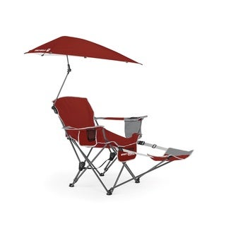 SKLZ Sport-Brella Blue/Red Recliner Chair