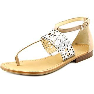 Ivanka Trump Women's 'Pili' Tan Leather Sandals