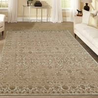 Admire Home Living Corina Tabriz Area rug (7'10 x 10'6)