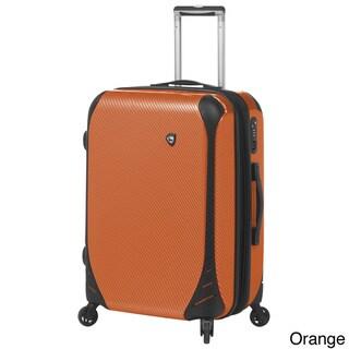 Mia Toro ITALY Fibre di Carbonio 28-inch Hardside Upright Suitcase