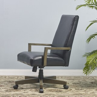 Vancouver Bonded Leather Office Arm Chair
