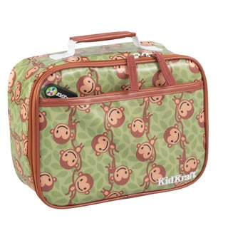 KidKraft Multicolor Polyester Monkey Lunch Box