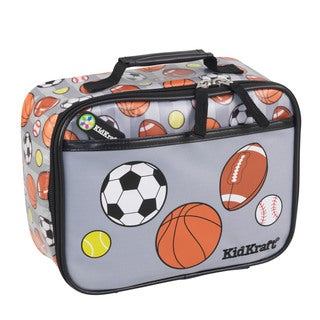 KidKraft Polyester Sports Lunch Box