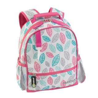 KidKraft Small Leaves Multicolor Polyester Backpack