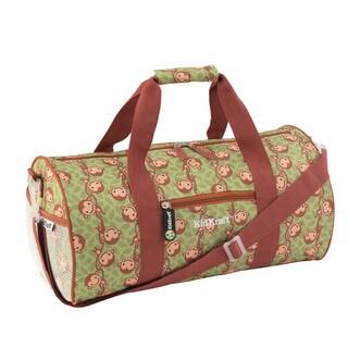 Kid Kraft Monkey Duffle Bag